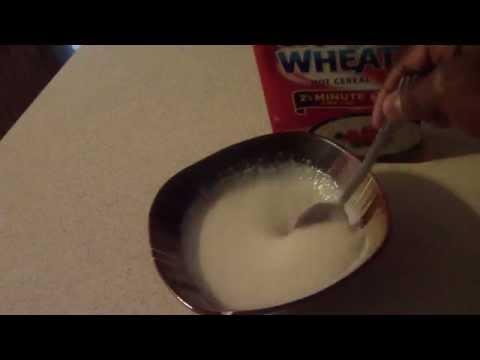 Cream of Wheat Hot Cereal Farina oatmeal