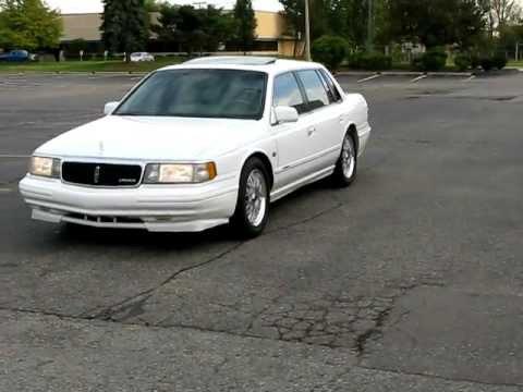 1992 Lincoln Town Car 3 Wheelin Video Download