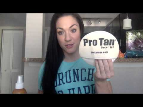 Build your perfect tan with Pro Tan