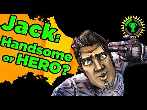 Game Theory: Handsome Jack, Monster or Misunderstood? (Borderlands 2/The Pre-Sequel!)