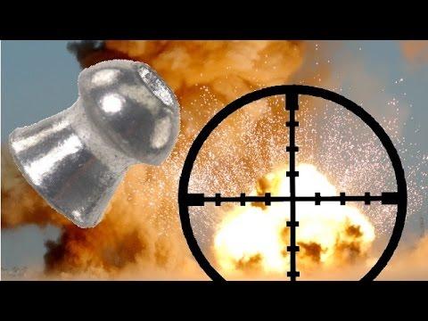Exploding Pellets