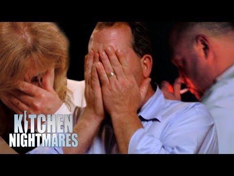 Fed Up Owners FIRE Head Chef! | Kitchen Nightmares