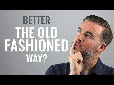 5 Classic Things That Are Better The Old Fashioned Way