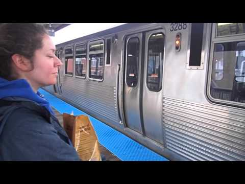 How to ride the CTA train