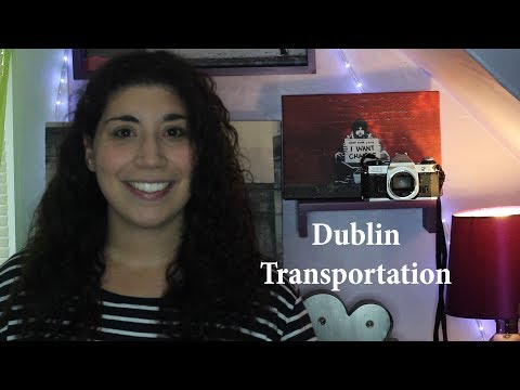 Transportation Options in Dublin
