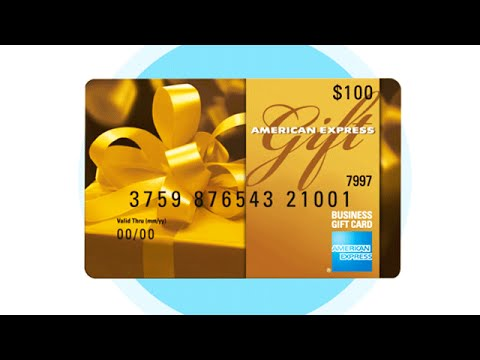 The American Express Business Gift Card - An Effective Tool for Rewarding Employees and Customers