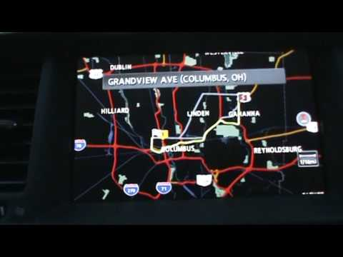 How To Use The Navigation System In An Automobile ?