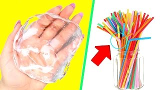 Super Crunchy Slime! How To Make the Coolest Slime Ever!