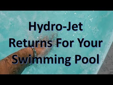 Swimming Pool Water Hydro Jets | Massage Jets & Pool Circulation