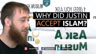 Why did Justin Accept Islam?