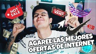 AGAREE LAS MEJORES OFERTAS DE INTERNET EN SNEAKERS Y ROPA!!  (Nike, Adidas, Vans y mas..) 🤩🔥