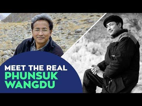 Indiatimes - Sonam Wangchuk, The Real Phunsukh Wangdu Is Helping The Indian Army