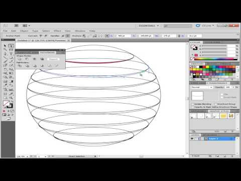 How to Create a Vector Sphere in Adobe Illustrator