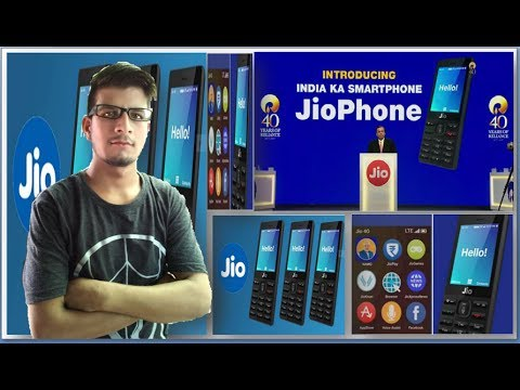 Jio launch in india 21 july,   Jio 4G phone smartphone review, Jio 4G phone Price, Hand on.