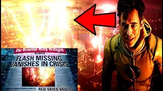 The Flash Vanishes In Crisis Before 2024?  - The Flash Season 4