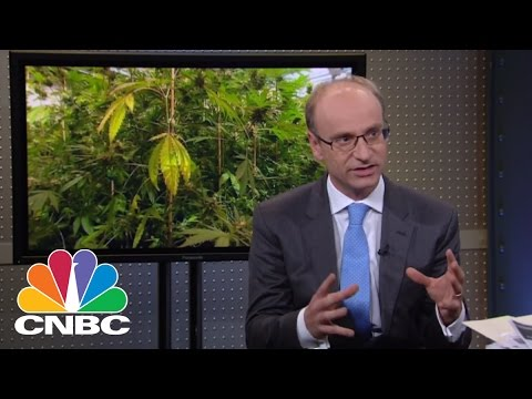 GW Pharmaceuticals CEO: Pot Play | Mad Money | CNBC