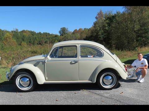 VW Beetle Restoration, 1965 Sedan, Part 2