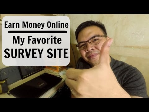 How to Earn 500 Pesos Online on your FREE TIME doing Surveys - Philippines - Tagalog 2017