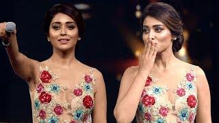 Dazzling Shriya Saran At South Indian Awards Show