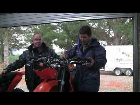 Motorcycle Adventure - New Zealand