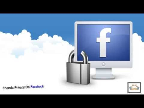 How To Make Your Friends List On Facebook Invisible? , June 2013
