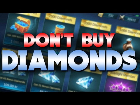 Mobile Legends Don't Buy Diamonds yet!