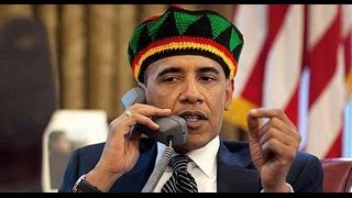President Obama Meets Bolt & Speak Jamaican!