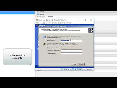 como instalar  Windows xp de 32 bit