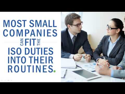 ISO 9001 Is Practical For Small Business