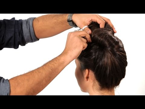 How to Style Your Hair before Bed | Salon Hair Tutorial
