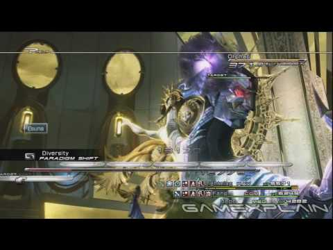 Final Fantasy XIII Video Walkthrough: Orphan I (Chapter 13)