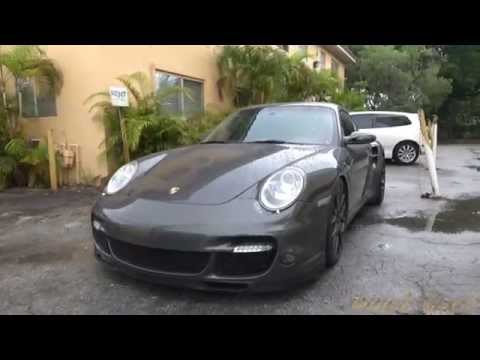 Porsche 911 Turbo on ADV.1 wheels
