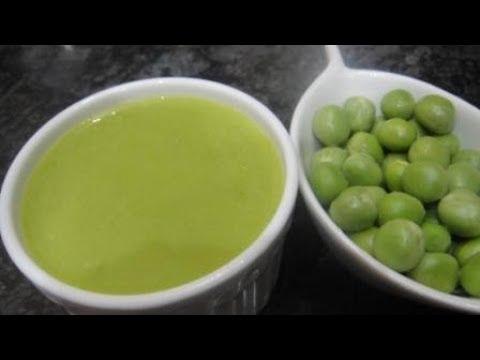 Green Peas Puree Baby Food In Tamil | Green Peas Puree In Tamil | Baby Food Recipes In Tamil | Gowri