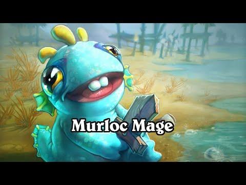 hearthstone murloc mage 2016