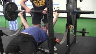 How Much Ya Bench Pulse Powerlifting