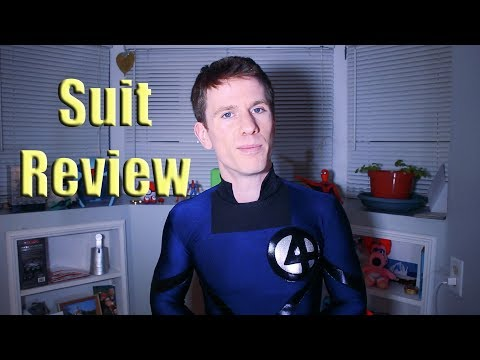 Fantastic 4 Suit Review