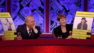 Immigrant Top Trumps - Have I Got News for You: Series 48 Episode 6 - BBC One