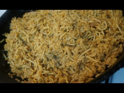Homemade Chicken Rice-A-Roni | DIY