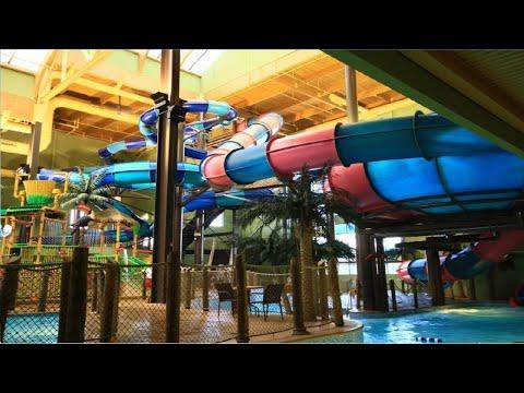 Maui Sands Resort Indoor Water Park Sandusky Hotels Ohio
