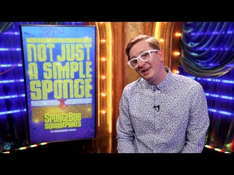 Tony-Nominated Scribe Kyle Jarrow on Penning the Awesome Script for SPONGEBOB SQUAREPANTS
