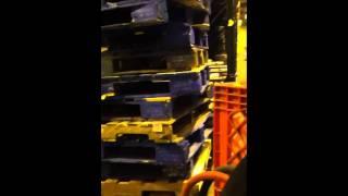 Orderfilling Groceries