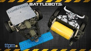 VEX Robotics Battlebots Construct Tombstone & Minotaur from Hexbug