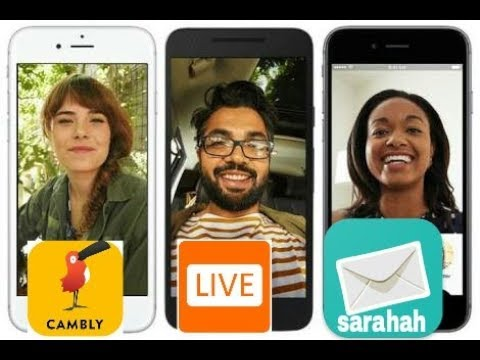 Free Livetalk anyone   Sarahah App Remove   Cambly Yor English Teacher