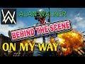 Alan Walker, Sabrina Carpenter & Farruko - On My Way (Behind The Scenes)