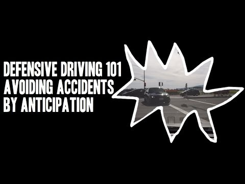 Defensive Driving Techniques – Avoiding Accidents by Anticipation