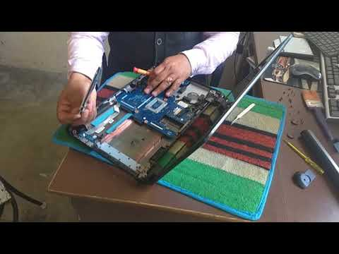 How to Change A Hard Drive HP LaptopHP 15 r036tu Notebook PC