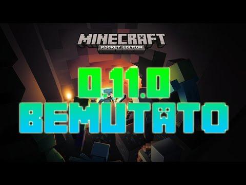 Minecraft PE 0.11.0 Bemutató