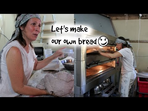 Israel: How To Make Bread