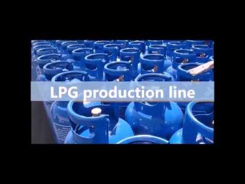 LPG- Gas cylinders filling equipments