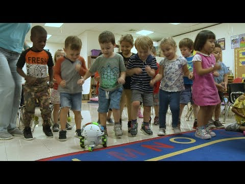 High-Tech Toys Help Young Minds Develop Communication Skills